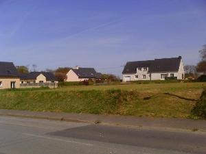 Terrain a batir a vendre Plouvien 29860 Finistere 601 m2  63275 euros