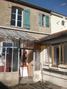 Maison a vendre Vitry-le-François 51300 Marne 6 pièces 74000 euros