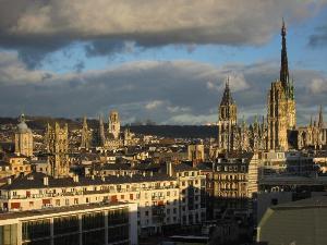 Appartement a vendre Rouen 76000 Seine-Maritime 55 m2 2 pièces 89000 euros