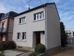 Location maison Nogent-le-Rotrou 28400 Eure-et-Loir 72 m2 5 pièces 500 euros