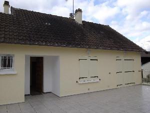 Location maison Nogent-le-Rotrou 28400 Eure-et-Loir 55 m2 2 pièces 405 euros