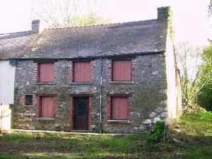 Maison a vendre La Trinité-Porhoët 56490 Morbihan 101 m2 5 pièces 55100 euros