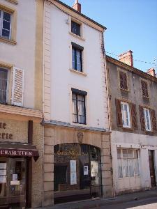Maison a vendre Marcigny 71110 Saone-et-Loire 195 m2 6 pièces 54000 euros