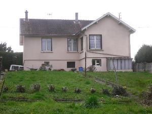 Maison a vendre Blanzy 71450 Saone-et-Loire 116 m2 5 pièces 115000 euros