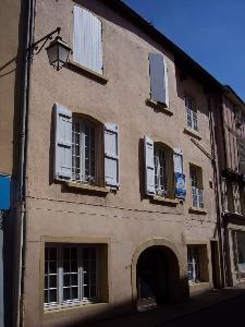 Maison a vendre Marcigny 71110 Saone-et-Loire 110 m2 6 pièces 75000 euros