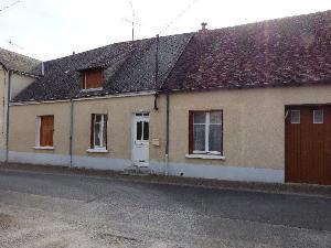 Maison a vendre Beauce-la-Romaine 41240 Loir-et-Cher 95 m2 5 pièces 135000 euros