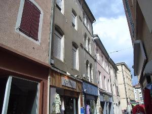 Immeuble de rapport a vendre Privas 07000 Ardeche  355000 euros