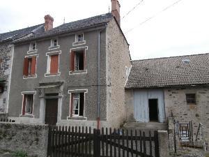 Maison a vendre Faverolles 15320 Cantal 75 m2 4 pièces 159000 euros