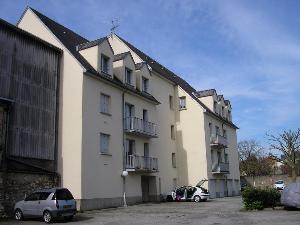 Location appartement Nogent-le-Rotrou 28400 Eure-et-Loir 62 m2 3 pièces 332 euros
