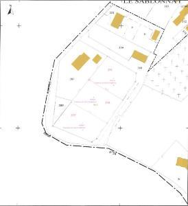 Terrain a batir a vendre Saint-Symphorien 72240 Sarthe 1089 m2  28858 euros