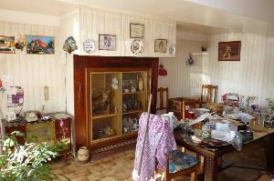 Maison a vendre Le Housseau-Brétignolles 53110 Mayenne 6 pièces 99230 euros