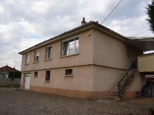 Maison a vendre Gray 70100 Haute-Saone 100 m2 5 pièces 136600 euros