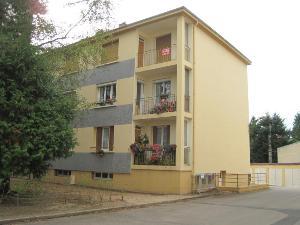 Appartement a vendre Paray-le-Monial 71600 Saone-et-Loire 70 m2 3 pièces 73960 euros