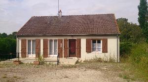 Maison a vendre Ourouer-les-Bourdelins 18350 Cher 89 m2 4 pièces 79500 euros