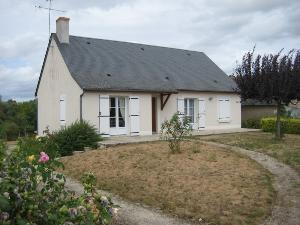 Location maison Nouans-les-Fontaines 37460 Indre-et-Loire 95 m2  600 euros