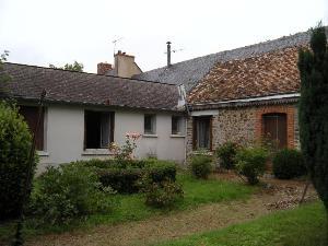 Maison a vendre Beaumont-Pied-de-Boeuf 53290 Mayenne 122 m2 5 pièces 119822 euros