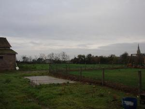 Terrain a batir a vendre Vierville-sur-Mer 14710 Calvados 1299 m2  44520 euros
