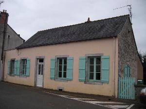 Maison a vendre Chémeré-le-Roi 53340 Mayenne 75 m2 4 pièces 47700 euros