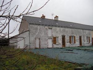 Maison a vendre Saint-Denis-d'Anjou 53290 Mayenne 62 m2 2 pièces 83772 euros