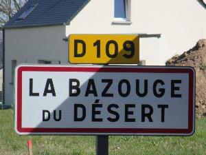 Terrain a batir a vendre La Bazouge-du-Désert 35420 Ille-et-Vilaine 990 m2  19752 euros