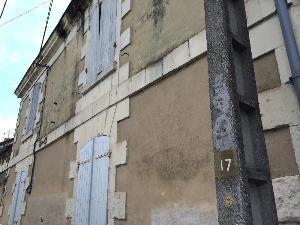 Maison a vendre Saint-Gervais-les-Trois-Clochers 86230 Vienne 77 m2 2 pièces 31800 euros