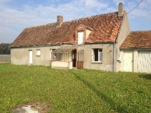 Maison a vendre Saint-Hilaire-sur-Puiseaux 45700 Loiret 40 m2 2 pièces 80000 euros