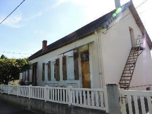 Maison a vendre Saint-Germain-des-Fossés 03260 Allier 120 m2 6 pièces 109900 euros