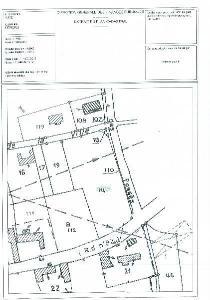 Terrain a batir a vendre Lignières 10130 Aube 4200 m2  70500 euros