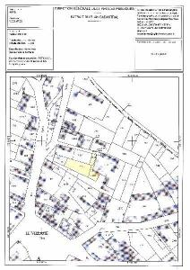 Terrain a batir a vendre Moeuvres 59400 Nord 799 m2  30800 euros
