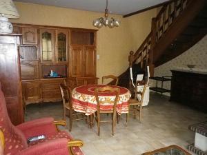 Maison a vendre Issoudun 36100 Indre 107 m2 6 pièces 83772 euros