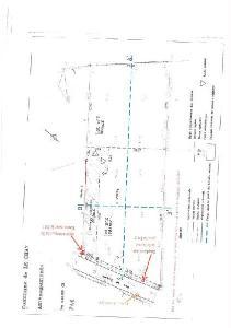 Terrain a batir a vendre Le Chay 17600 Charente-Maritime 1081 m2  83772 euros