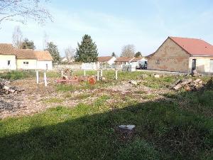 Terrain a batir a vendre Saint-Pourçain-sur-Sioule 03500 Allier 708 m2  29000 euros