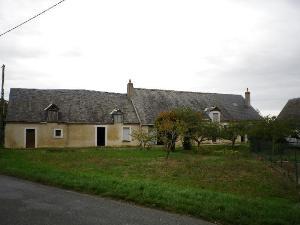 Maison a vendre Paudy 36260 Indre 3 pièces 48752 euros