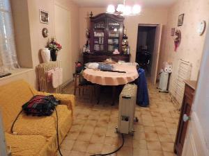 Maison a vendre Contigny 03500 Allier 90 m2 6 pièces 85500 euros