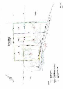 Terrain a batir a vendre Saint-André-de-Lidon 17260 Charente-Maritime 1306 m2  41340 euros