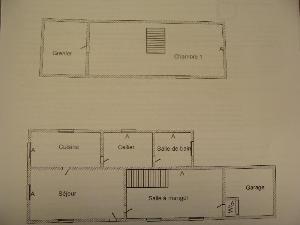 Maison a vendre Sainte-Marie-Kerque 62370 Pas-de-Calais 75 m2 4 pièces 155700 euros