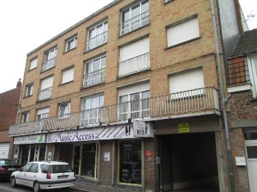 Location appartement Nieppe 59850 Nord 53 m2 3 pièces 545 euros