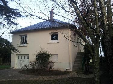 Viager maison blois 41000 loir et cher 90 m2 4 pi ces 40000 euros - Maison a vendre en viager ...