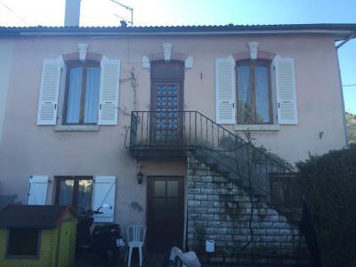 Maison a vendre Oyonnax 01100 Ain 120 m2 5 pièces 185000 euros
