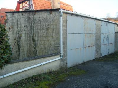 Garage et parking a vendre Guise 02120 Aisne  23000 euros