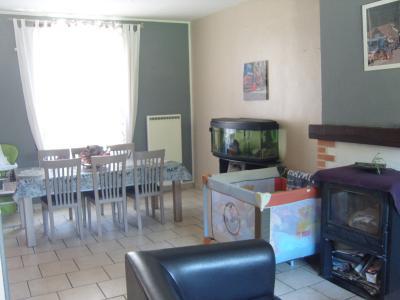 Maison a vendre Lesquielles-Saint-Germain 02120 Aisne 100 m2 6 pièces 106500 euros