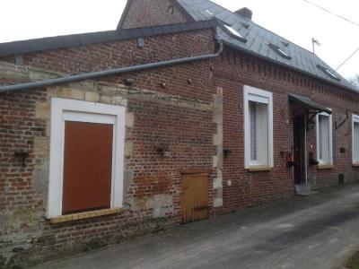 Maison a vendre Grougis 02110 Aisne 103 m2 5 pièces 94100 euros