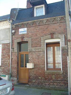 Maison a vendre Guise 02120 Aisne 50 m2 2 pièces 34000 euros