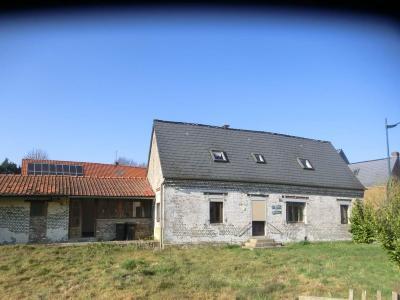 Maison a vendre Vénérolles 02510 Aisne 127 m2 6 pièces 65000 euros