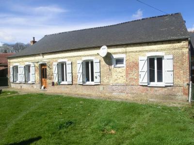 Maison a vendre Wiège-Faty 02120 Aisne 105 m2 4 pièces 75000 euros