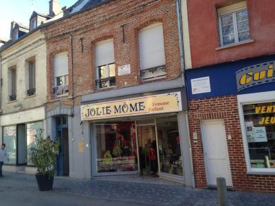 Immeuble de rapport a vendre Guise 02120 Aisne 130 m2  75500 euros