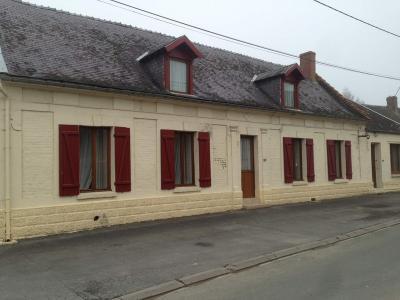 Maison a vendre Macquigny 02120 Aisne 165 m2 5 pièces 142500 euros