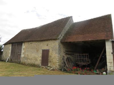 Maison a vendre Loché-sur-Indrois 37460 Indre-et-Loire 90 m2 3 pièces 97500 euros