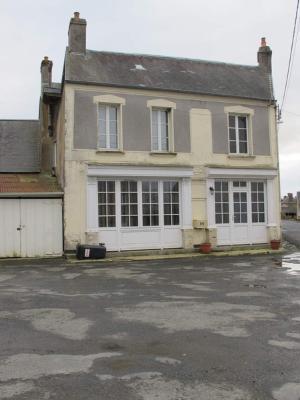 Maison a vendre Saint-Paul-du-Vernay 14490 Calvados 60 m2 5 pièces 73460 euros