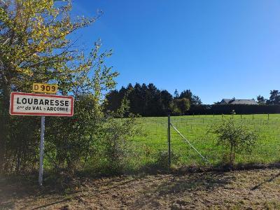 Terrain a batir a vendre Val-d'Arcomie 15320 Cantal 1218 m2  25821 euros